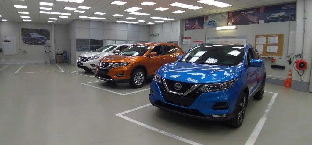 В России стартовало производство нового Nissan Qashqai: наш специальный репортаж с конвейера
