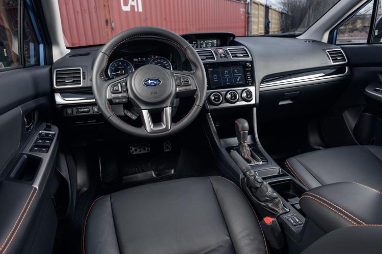 Убеждаемся, что Subaru - это по-прежнему круто