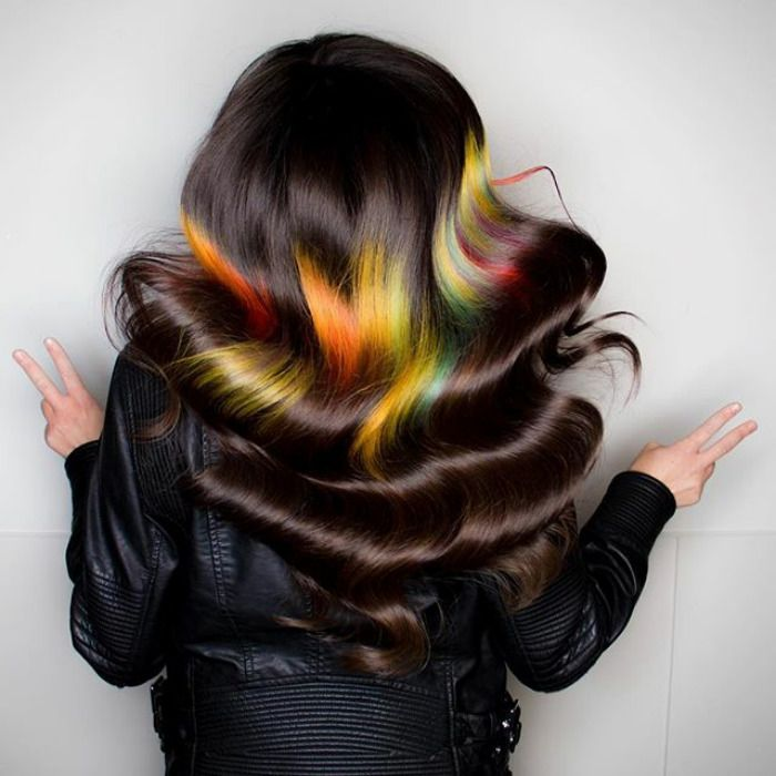 Окрашивание волос 2017 года модные тенденции