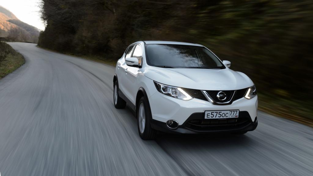 Тест-драйв Nissan Qashqai: Переходный возраст