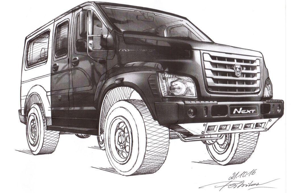 """Плагиат или совпадение? Воровал ли ГАЗ дизайн """"Вепря"""" у инженера-самоучки?"""